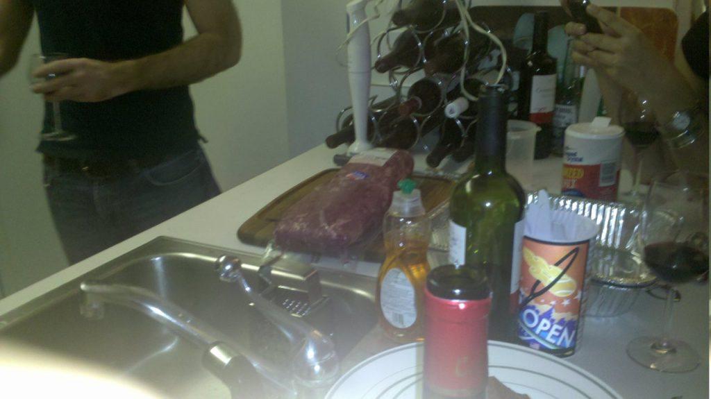 Thanksgiving a la española