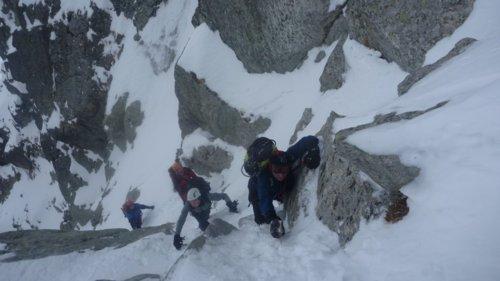 Alpinismo Bony Envalira