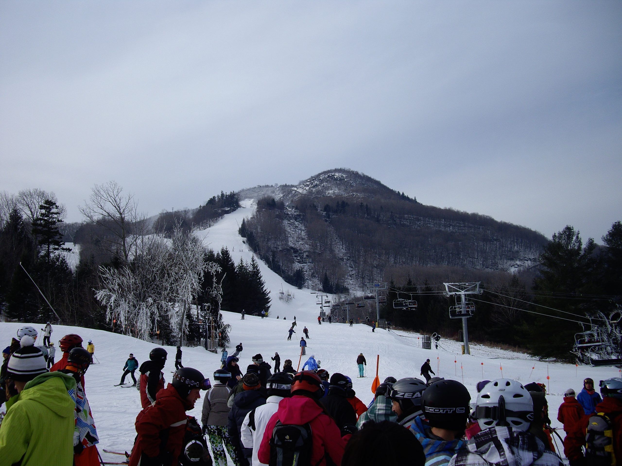 Hunter Mountain ski ressort