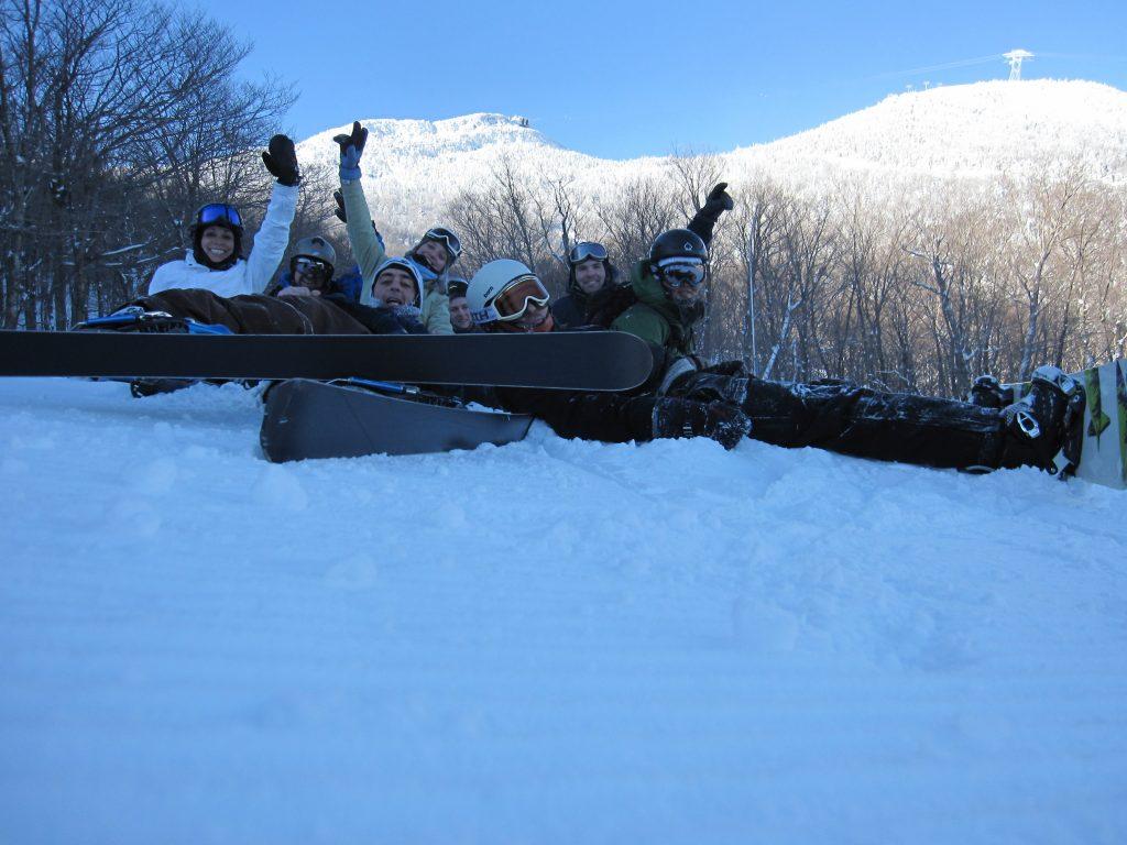 Ski Jay Peak