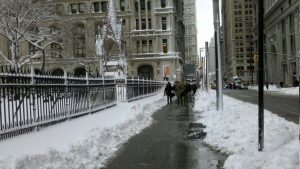 NY snow blizzard