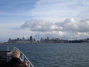 San Francisco, it's not that high!