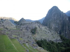 Machupichu y Huaynapichu