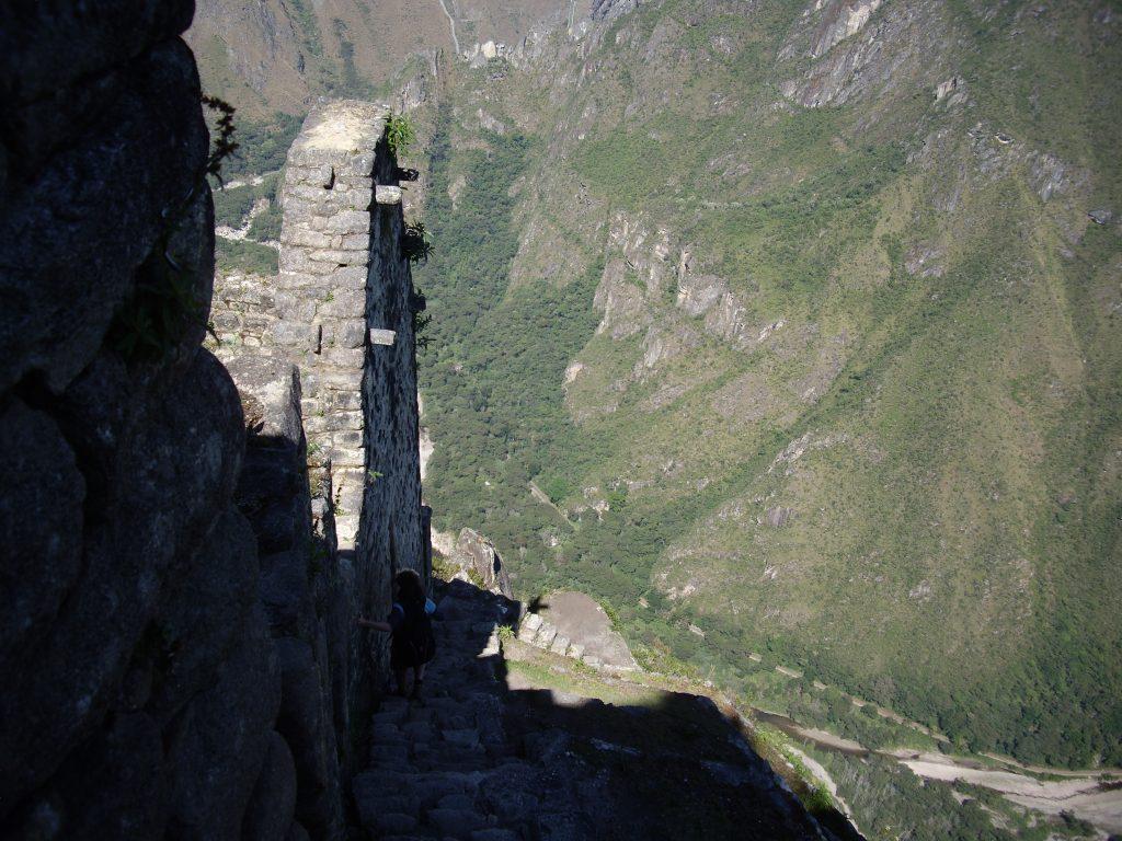Escaleras Huaynapichu