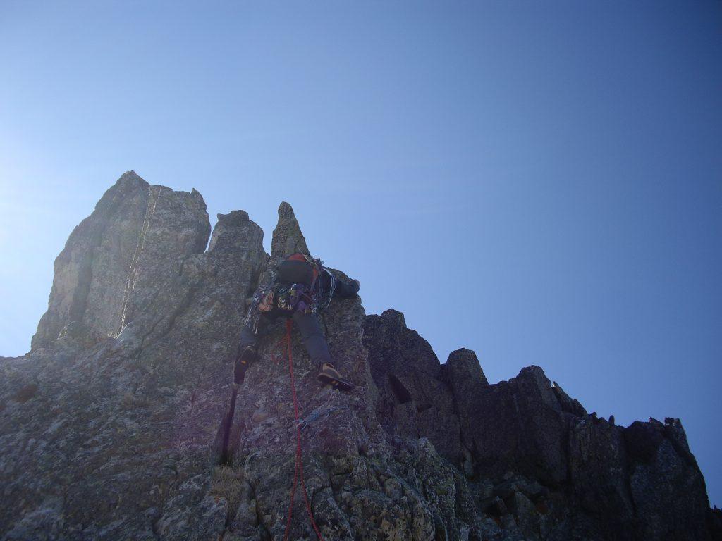 Cresta Canigó Sebas