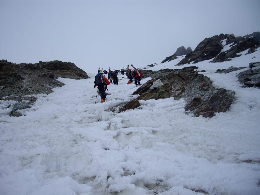 Coll de Mont Brulé (3.213m)