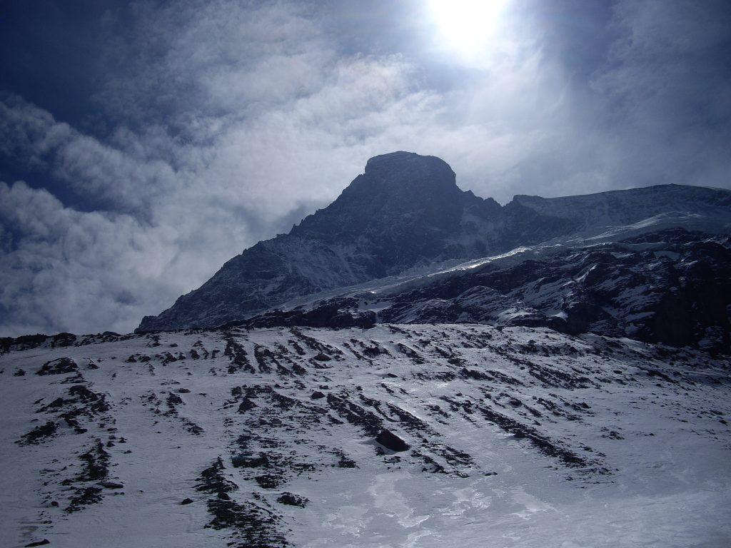 Matterhorn, cara Nord