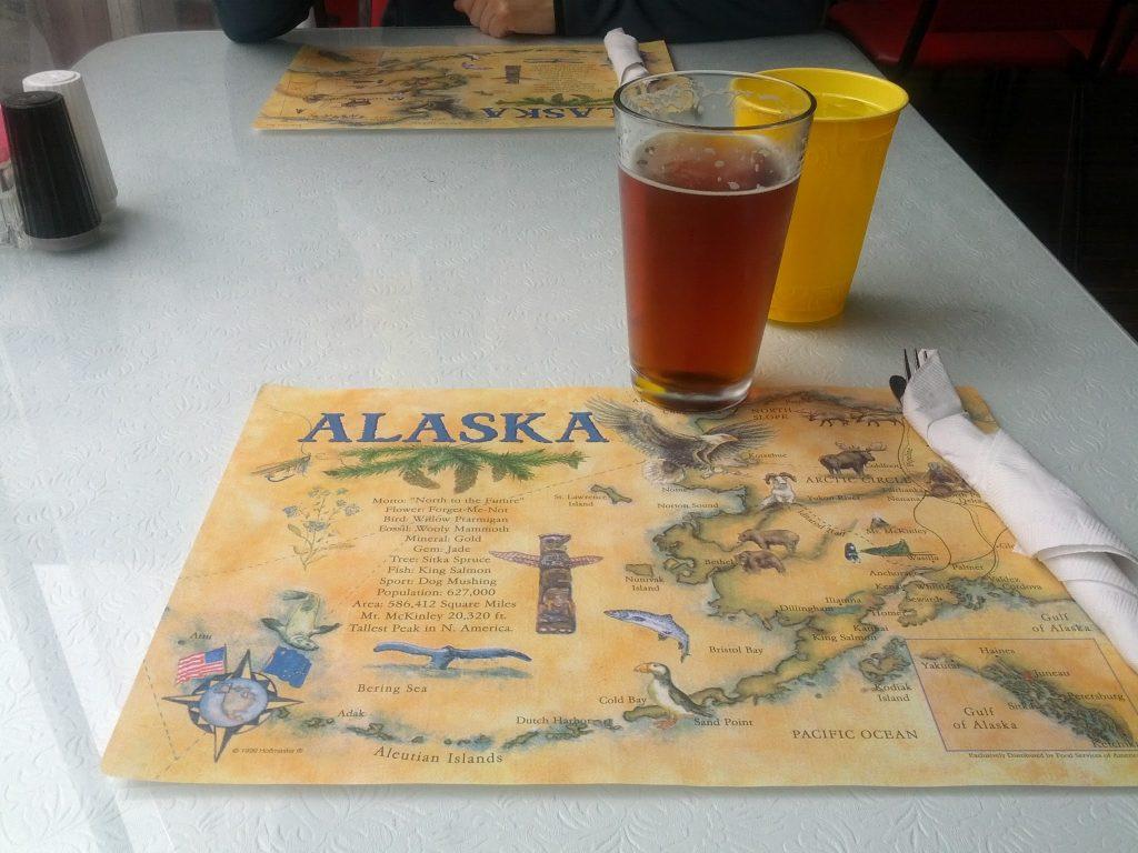 Primera birra Alaska