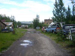 McCarthy - coches abandonados
