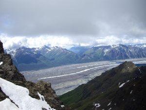 Glaciar desde Bonanza