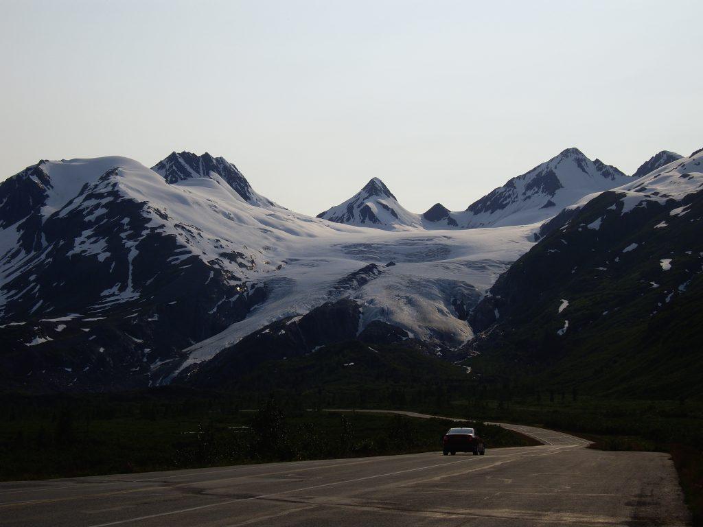 Montañas Thompson Pass