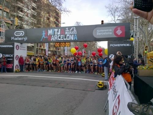 Mitja Barcelona