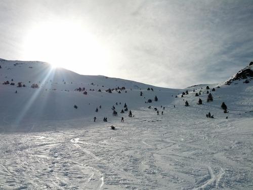 Skimo Puigmal subida