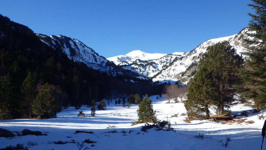 Tarbesou desde el valle