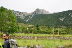 Pedraforca desde Gosol