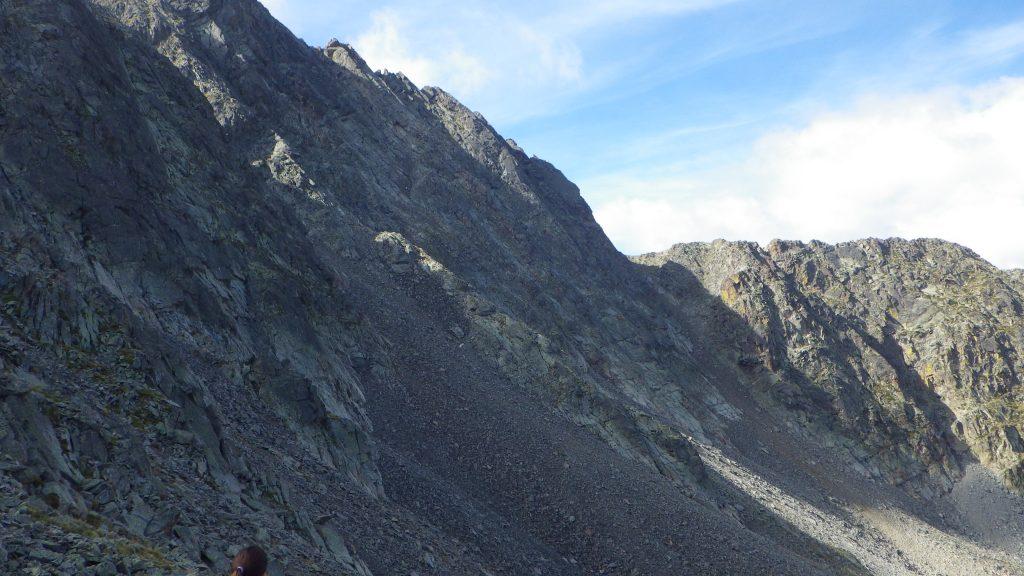 Cara norte Pic de l'Infern