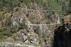Puente a Namche