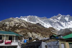 Lhotse desde Chukhung