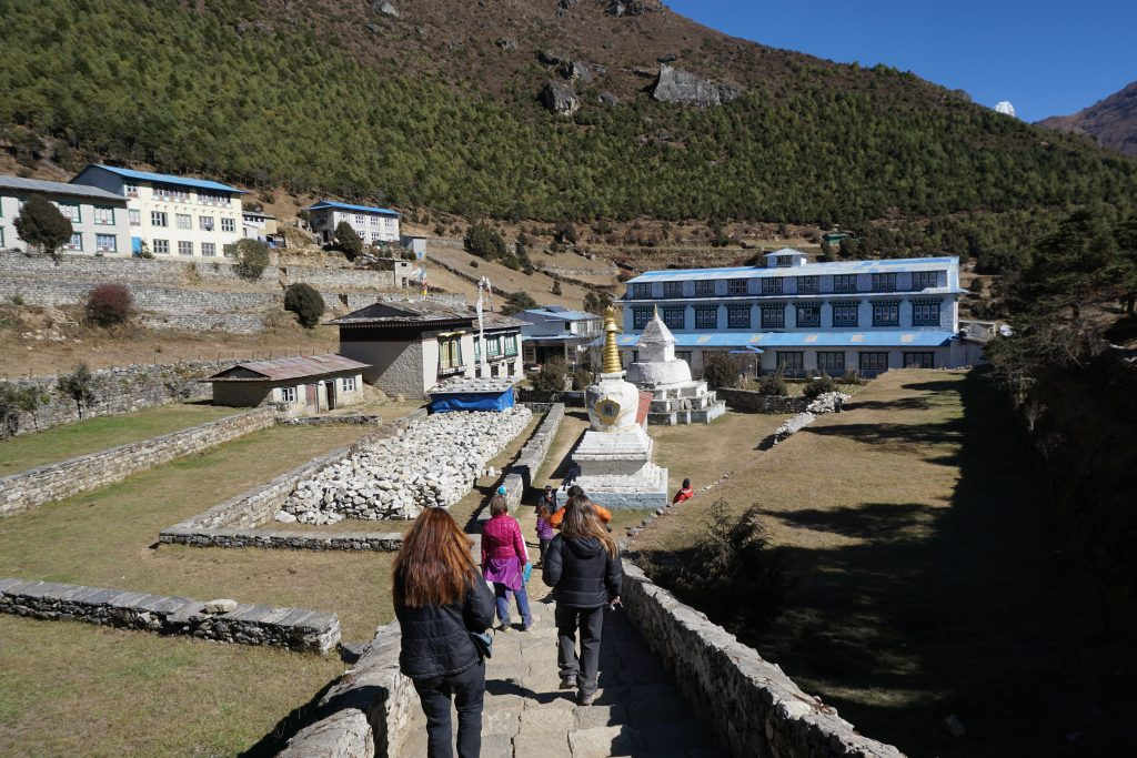 Museo Namche
