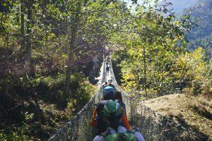 Puente nepalí