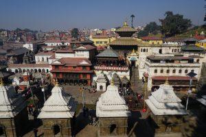 Monasterio hindú