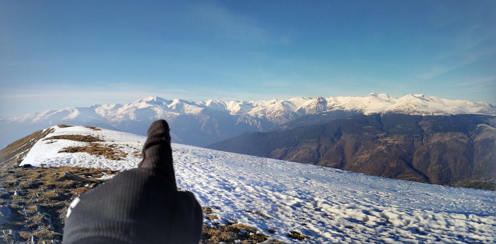 Vistas al Puigmal