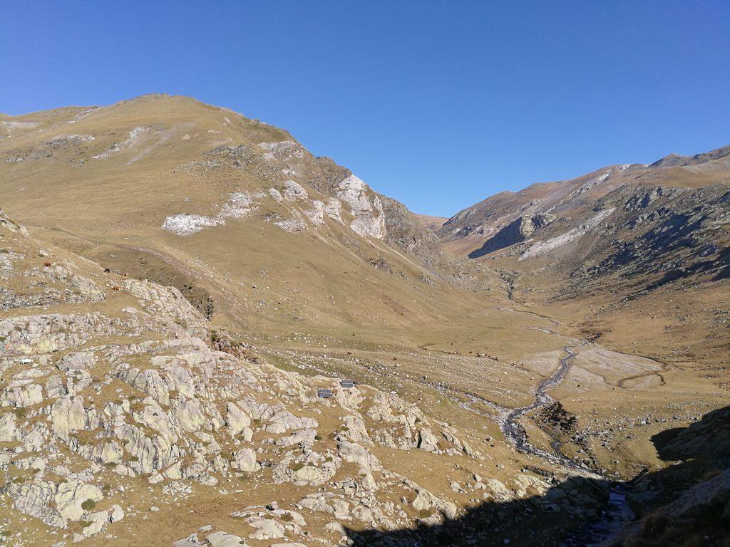 Valle de Coma de Vaca