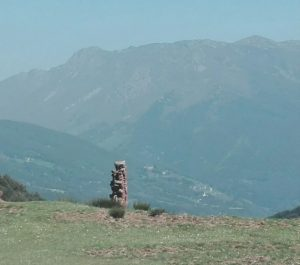 Vista a Montseny