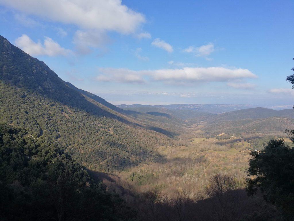 Vista a Pirineos